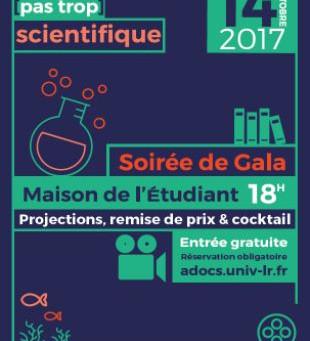 Festival du film (pas trop) scientifique