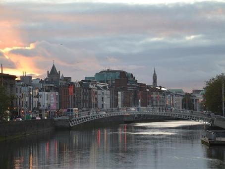 Présentation du stage Erasmus + à Dublin le 12/10