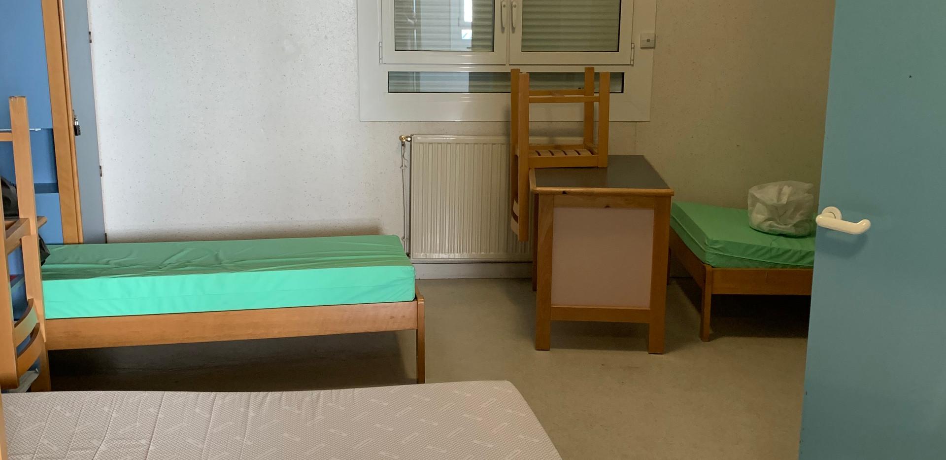 Chambre type internats 5-6