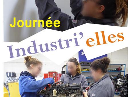 """Journée """"industri'elle"""" au lycée de Rompsay"""