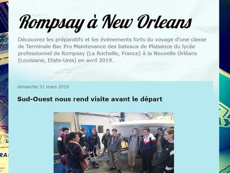 Le blog du voyage à la Nouvelle Orléans