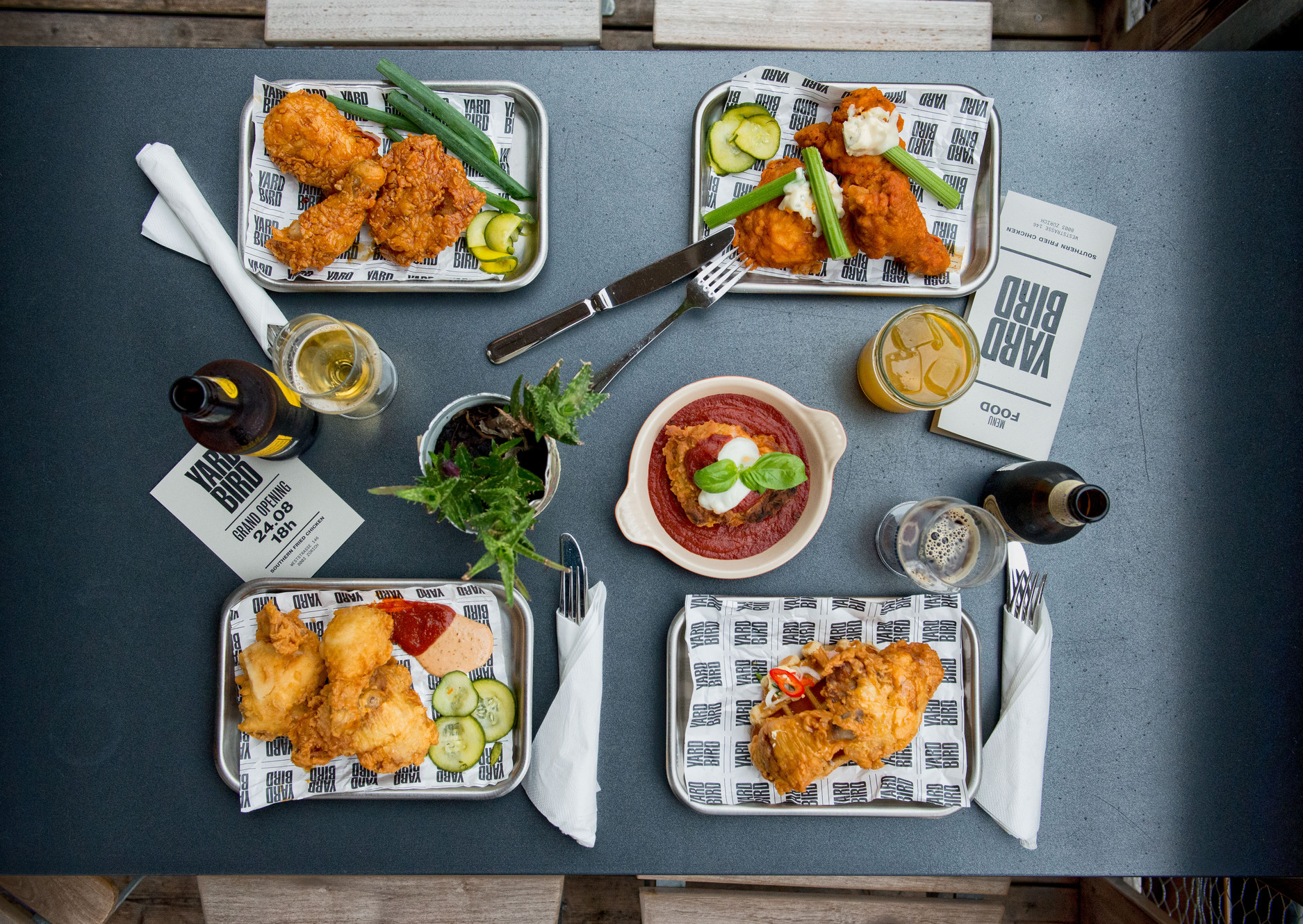 Southern Fried Chicken | Zürich | Yardbird