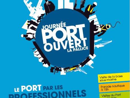 """Port Atlantique : journée """"port ouvert"""" le dimanche 10 juin2018"""