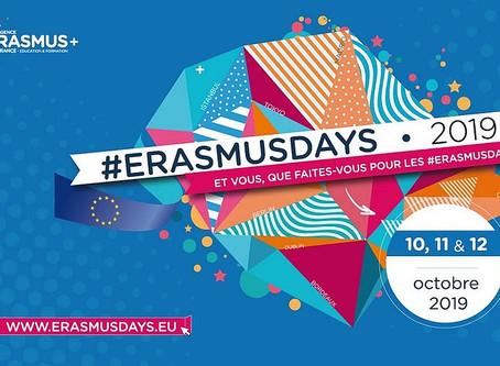 #Erasmus Days