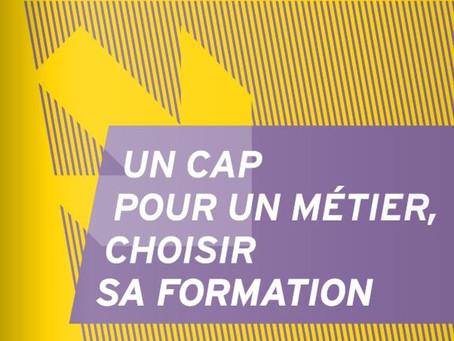 Guide Onisep des CAP de l'académie de Poitiers