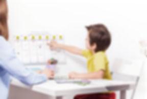 Kind bij Psycholoog