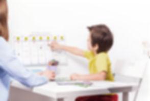 Psikolog at Çocuk