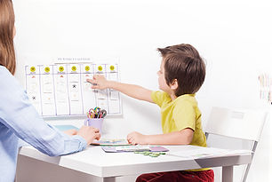 Criança no Psicólogo
