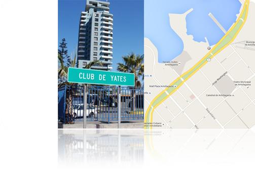 Restaurant Club de Yates