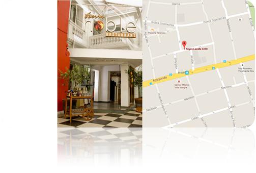 Restaurant Tierra Noble