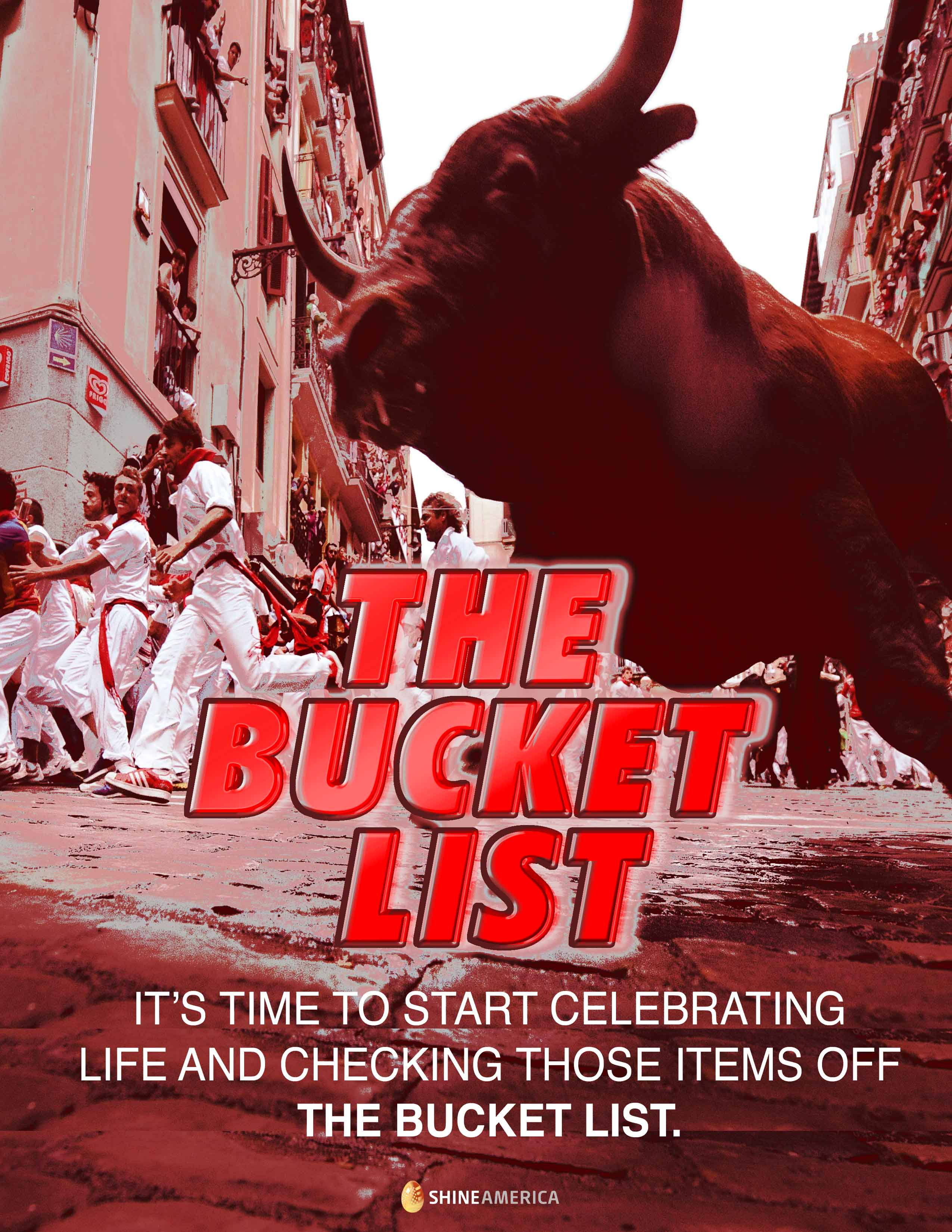 The Bucket List - Reality Show