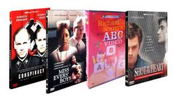 Key Art + DVD Art