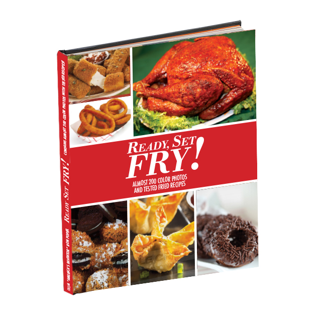 Cookbook For Ron Popeil