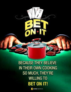 Bet On It - Cooking Show.