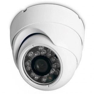 700TVL 3.6MM WHITE DOME CAMERA (IRD80-HS-W)
