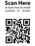 LiveTech_QRcode JS1305 安装视频.png