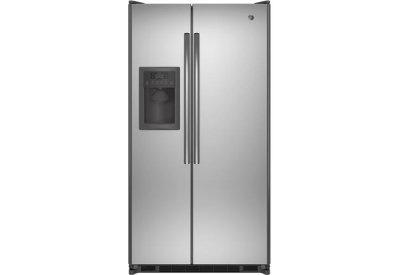 GE 25.4 Cu. Ft. Side By Side Refrigerator