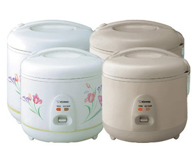 ZOJIRUSHI Rice cooker NS-RNC10/18A