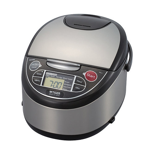 Tiger	 Rice Cooker JAX-T10U (5.5cups), JAX-T18U