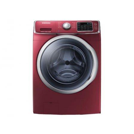 Samsung 4.2 Cu. Ft. Merlot Front Load Washer