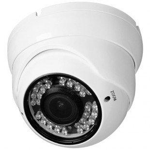 1000TVL 2.8-12MM WHITE DOME CAMERA (IRD100-HD-W)