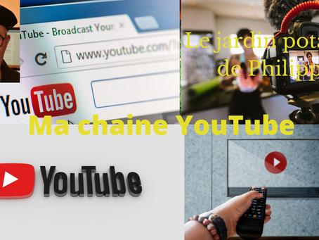 Et si je vous parlez de ma chaine YouTube