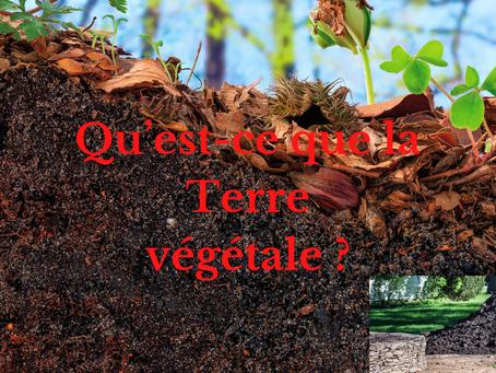 Qu'est-ce que la Terre végétale ?