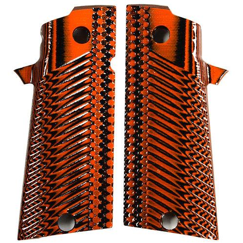 Orange Black Double Stack