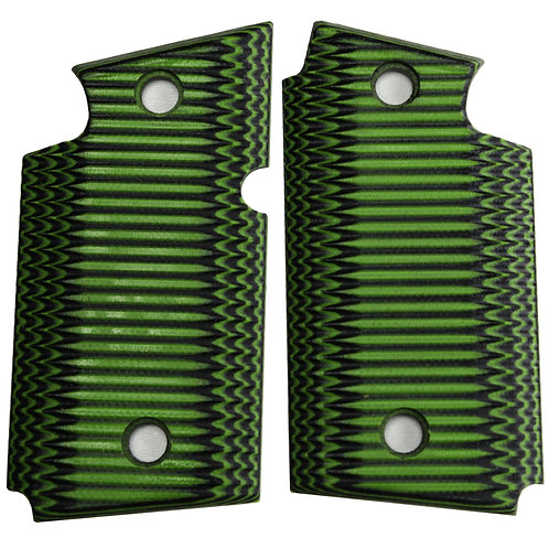Neon Green Black Super Spines