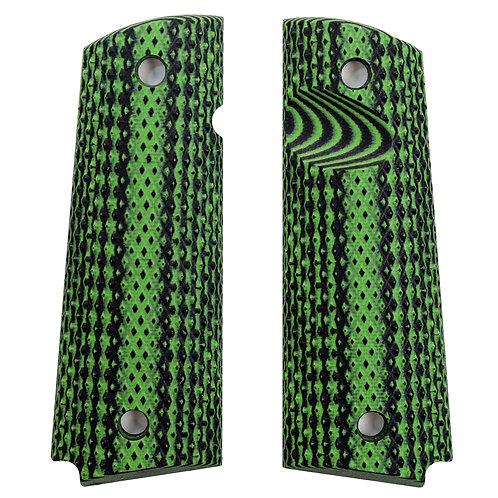 Neon Green Black Super Aggressive