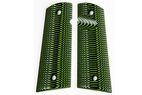 Neon Green Black Super Spine