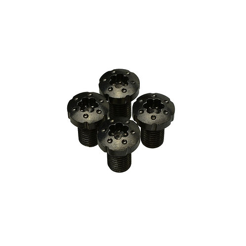 Strike Industries Black Zinc Coated Standard or Slim Screws
