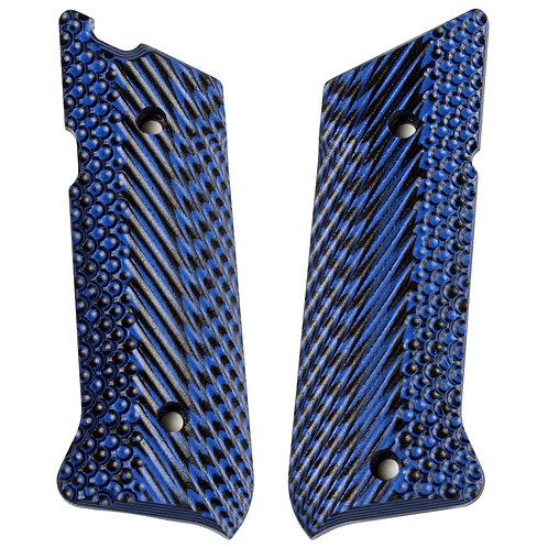 Blue Black MK3 Slash & Burn