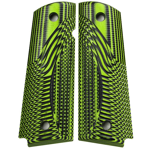 Neon Green Black Tactical Eclipse