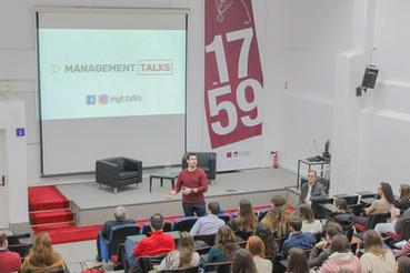 Management Talks