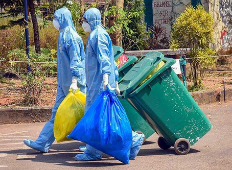 Will India be able to deal with the biomedical waste due to COVID-19?