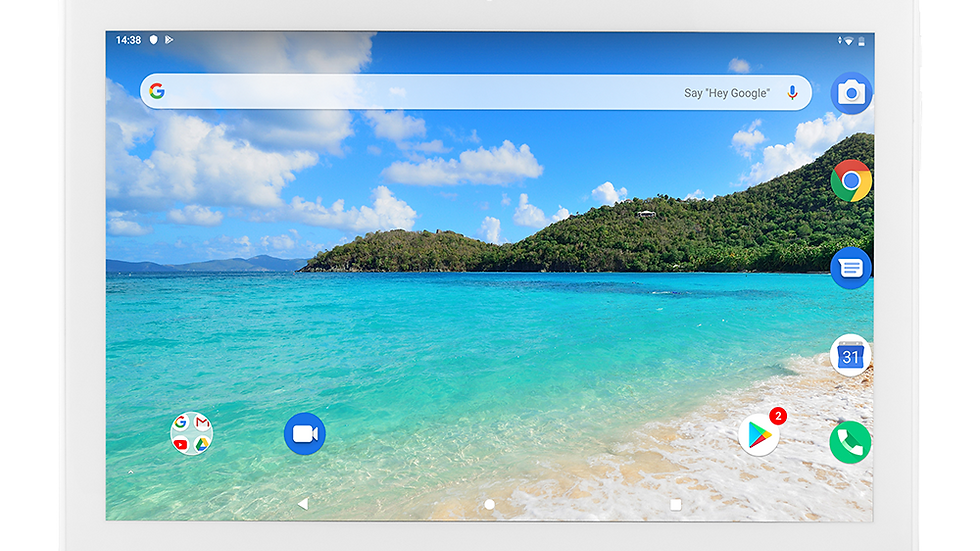 Kloudpad 10.1 inch 4G tab (3 GB + 32 GB)