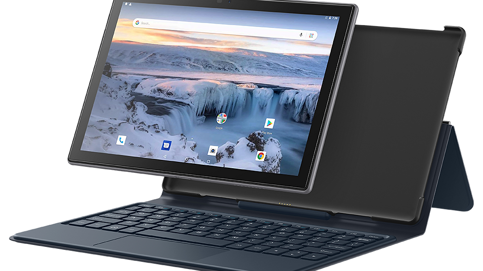 Kloudpad 2 in 1 4G tab (3 GB + 32 GB)