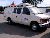 1993 - 2007 Ford Econoline News Van
