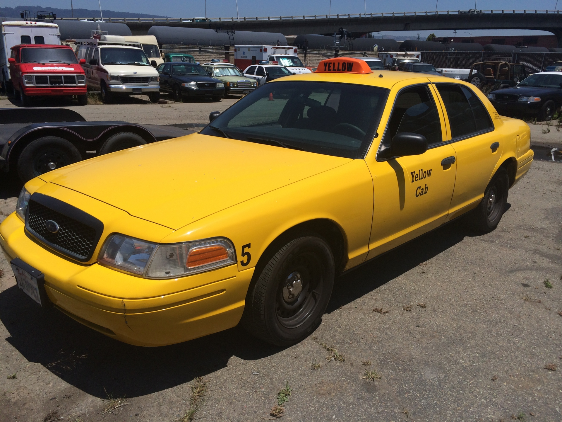 1998 - 2007 Ford Crown Victoria Taxi