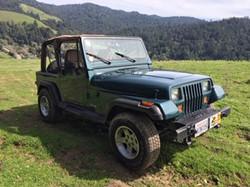 1987 - 1995 Jeep Wrangler