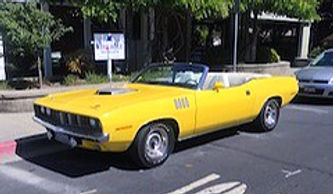 Nash Bridges Plymouth Cuda