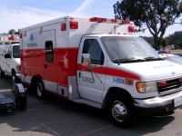 1993 - 2007 Ford Econoline Ambulance