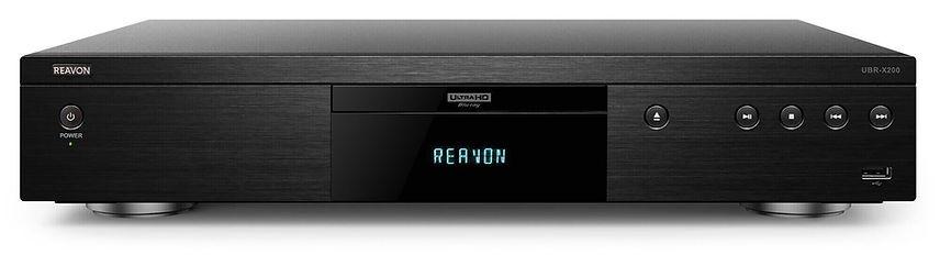 REAVON UBR-X200 Lecteur Blu-ray 4K Ultra HD Dolby Vision