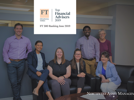 Northwest Asset Management Named in Financial Times 300 Top Registered Investment Advisers