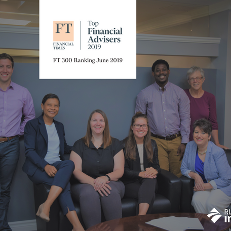 RIA Innovations Named in Financial Times 300 Top Registered Investment Advisers