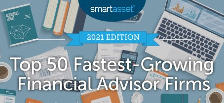 Northwest Asset Management Named to SmartAsset's Top 50 Fastest-Growing Financial Advisory Firms