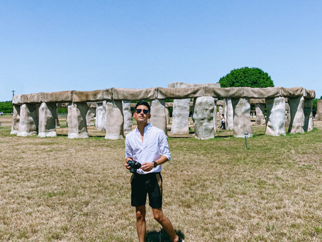 Stonehenge in Texas? No problem