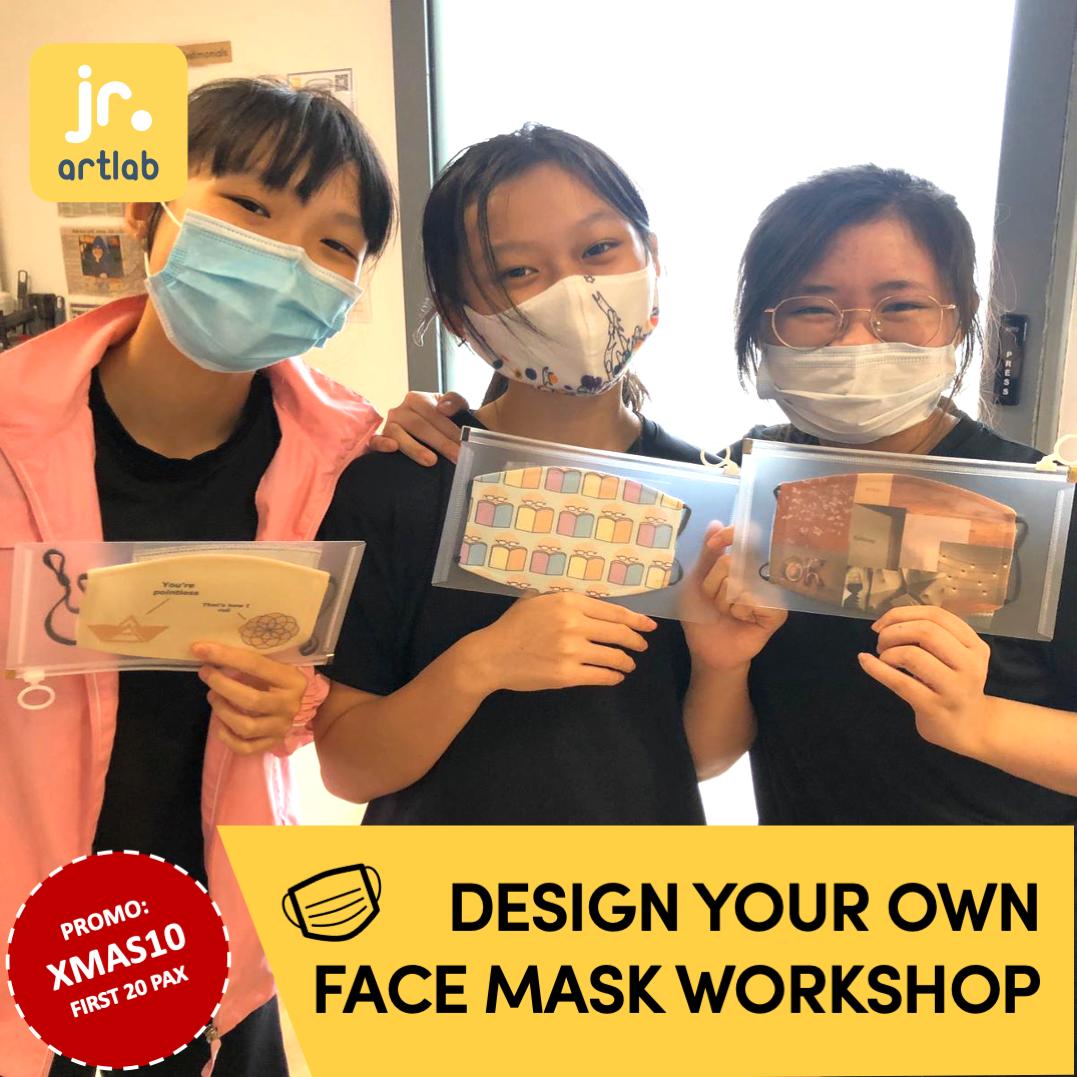 Design your own Face Mask Workshop