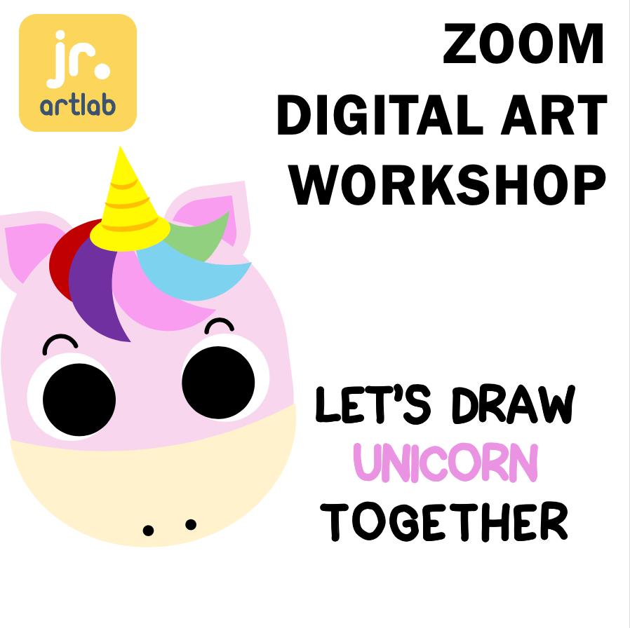 Zoom Digital Art Workshop